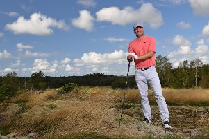 Alex Noren gears up for the Scandinavian Invitation. Picture: Stuart Franklin/Getty Images.