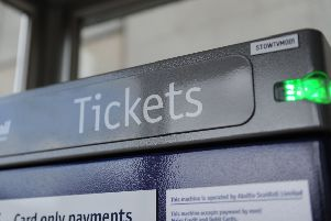 Ticket machines do not always sell the cheapest tickets, particularly for children