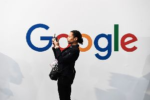 Hayley's a Google girl now. Picture: Getty