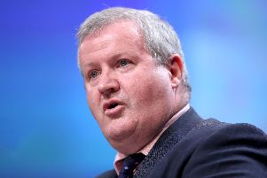 """Shutting down Parliament to force through a no-deal Brexit would be """"trampling on democracy"""" according to SNP Westminster leader Ian Blackford."""