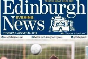 The Edinburgh Evening News has launched the campaign