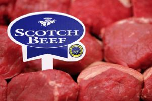 The quality of Scottish produce is appreciated around the world