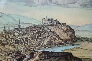 Alison Rough was drowned in the old Nor Loch on this day in 1535 following the murder of her son-in-law, a high status merchant in Edinburgh. PIC: Creative Commons.
