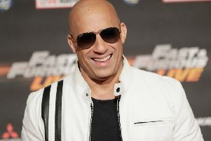Fast And Furious star Vin Diesel - or is it Van Petrol? (Picture: Getty)
