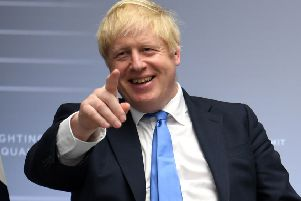 Boris Johnson will any means he has at his disposal to further his cause. Picture: AFP/Getty