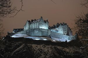 Are you heading out to see the Castle of Light? (Photo: Shutterstock)