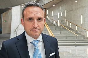 "Alex Cole-Hamilton wants answers on the Sick Kids ""fiasco"""