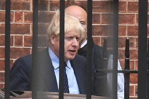 Will Boris Johnson abide by the law? (Picture: Victoria Jones/PA Wire)