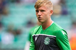 Josh Doig will almost certainly feature for Hibs in the tournament