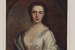 New book on Jacobite heroine Lady Anne Mackintosh (pictured), who led out her clan during the 45 rising as her husband fought for the British army with the Black Watch