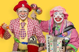 There's a world shortage of clowns ' probably because they are all busy sitting on Boris Johnson's front bench