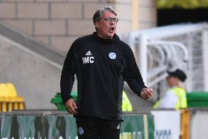 Ian McCall has returned to Partick Thistle for a third spell, his second as manager