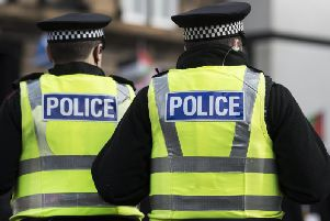 Police Scotland say they will continue to disrupt the activities of criminal groups through proactive enforcement.