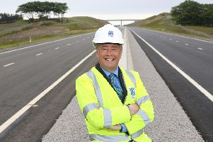 Cabinet Secretary for Economy, Jobs, and Fair Work, Keith Brown MSP