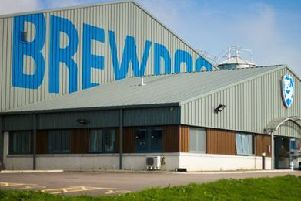 BrewDog's plant and UK headquarters are based outside Ellon.