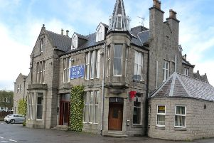 The event will be held at the Station Hotel in Ellon