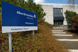 Figures released by Aberdeenshire Council show that 2,453 pupils left school and went onto a positive destination in 2017-18 whichincreased the rate slightly from 95.5% to 96.3%