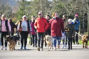 Head to Haddo for the Hearing Dogs for the Deaf, Great British Dog Walk