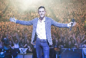 Nathan Carter will be in concert at Aberdeen Music Hall. (Photo: Kyran O'Brien)