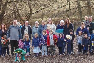 Banton Play Area Group is looking for ideas from all villagers to create a new facility