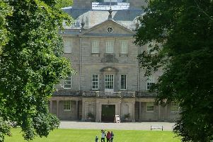 Visitors are welcome to take a tour around Haddo House
