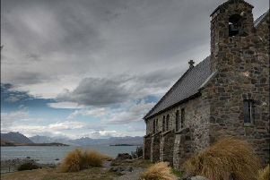 'Church of the Good Shepherd, Tekapo