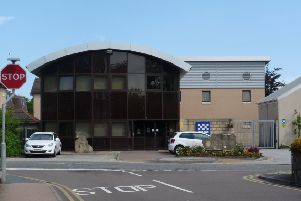 Ellon Police Station