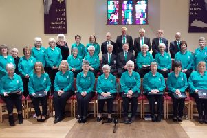 The Ythan Singers at their 2018 Christmas Concert