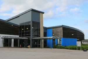 Meldrum Library is located at the Academy campus