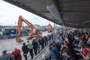 The plant, machinery and equipment sale at Thainstone