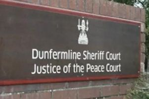 The pair appeared at Dunfermline Sheriff Court.