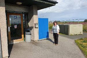 Councillor Gillian Owen says the council needs to be encouraging more people to use public transport, but Ellon residents are having to wait for improvements to the park-and-ride facility.