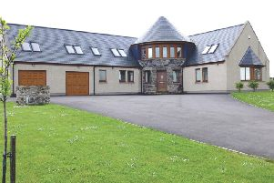 Benaiah, near Mintlaw, is the only residential centre in Scotland that allows mothers to continue living with their pre-school children while the parent works on their recovery