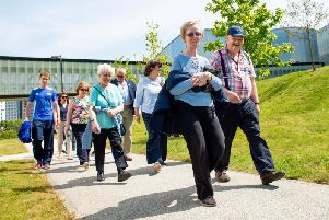 Walk your way to a healthier life with Paths for Alls Health Walk Map.