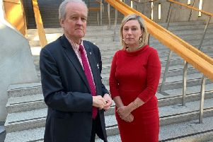Stewart Stevenson MSP and Gillian Martin MSP have raised their concerns over the impact of Brexit on Aberdeenshire.