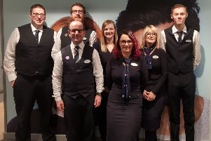 The Specsavers team are happy to welcome you to the Bridge Street store