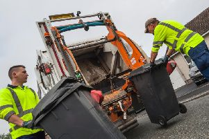 This year the local authority is encouraging householders to ensure landfill is not on their Christmas wish list