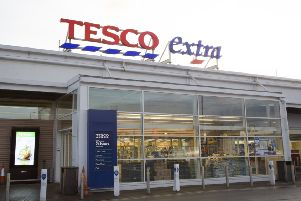 Tesco stores in Ellon and Inverurie (above) will stop selling plastic-wrapped multipacks