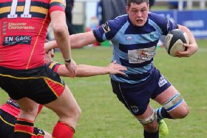 It's been a long time coming for Falkirk rugby club. Picture by Gordon Honeyman