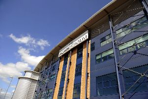 Falkirk Stadium is now home to East Stirlingshire as well as Falkirk FC