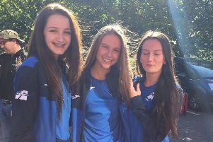 Falkirk Fury trio competed in Moldova