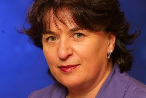 Scotland's Traffic Commisioner Joan Aitken