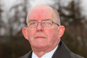 Councillor Jim Blackwood