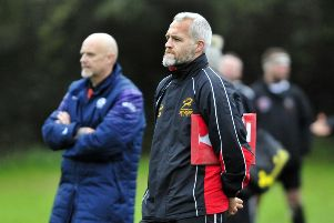 Coach Craig Deacons. Picture: Alan Murray