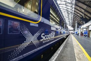 Train services across Central Scotland affected by new timetables