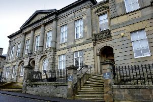 Lanark Sheriff Court heard the case of Margaret Forsyth brought by the SSPCA.