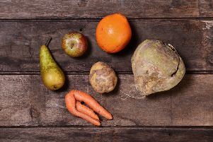 Wonky vegetables are now on sale in stores