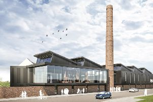 Plans for the new Rosebank Distillery