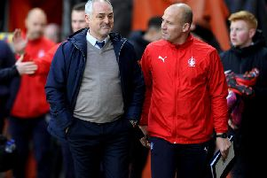 Can you pick a better team than Ray McKinnon?