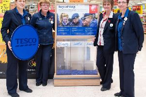Tesco's Bags of Help to offer communitys in Falkirk a chance to bag their share of �100,000